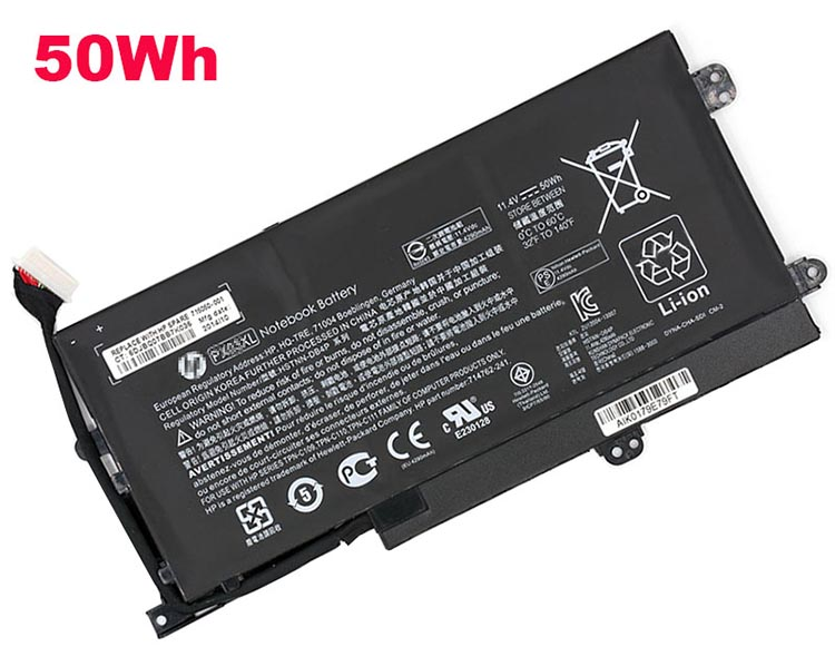 50Wh Hp Envy 14-k002tx Laptop Battery
