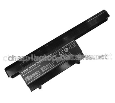 5200mAh Clevo r130bat-8 Laptop Battery