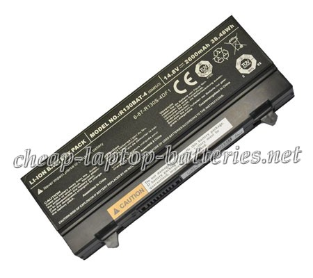 2600mAh Clevo r130bat-4 Laptop Battery