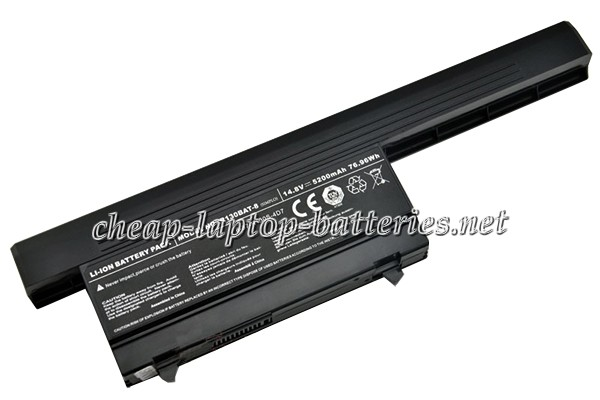 5200mAh Clevo r130bat-4 Laptop Battery