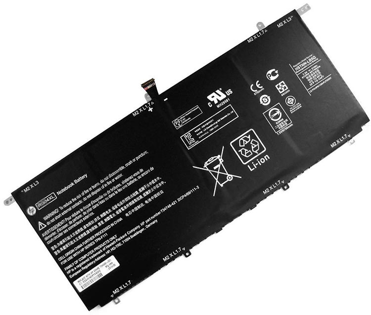 51Wh Hp Tpn-f111 Laptop Battery