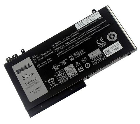38Wh Dell Ryxxh Laptop Battery
