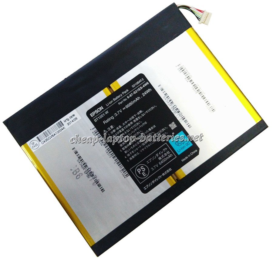 24Wh Clevo 6-87-s210s-4w6a Laptop Battery