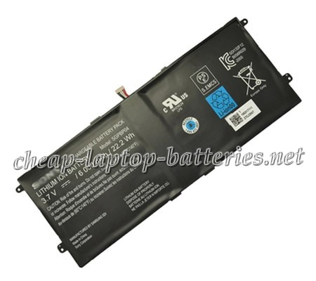 6000mAh Sony Pcg-c1x Laptop Battery