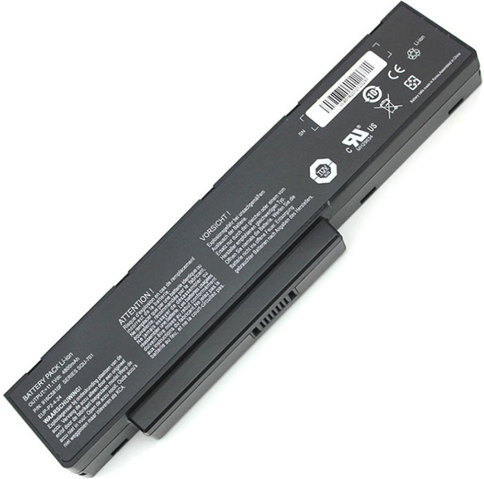 4400mAh Benq Joybook a52-114 Laptop Battery