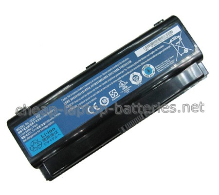 6600mAh Packard Bell 934t3880f Laptop Battery