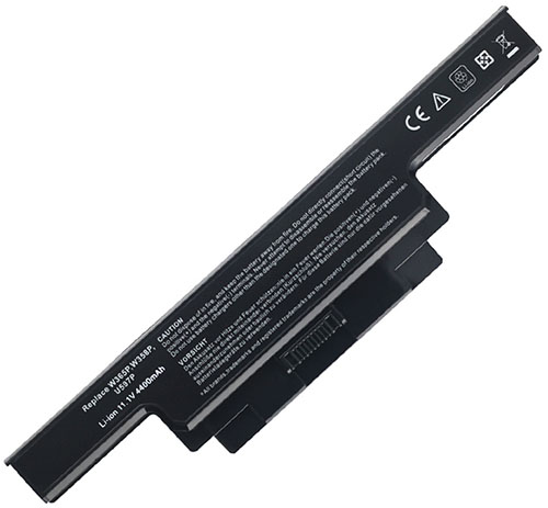 5200mAh Dell w358p Laptop Battery
