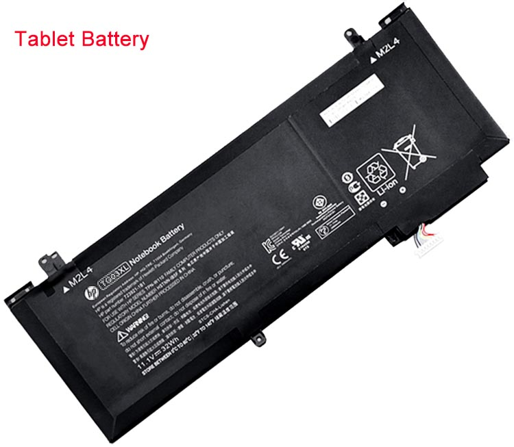 32Wh Hp tg03xl Laptop Battery