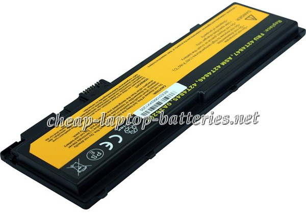3600mAh Lenovo Asm 42t4846 Laptop Battery