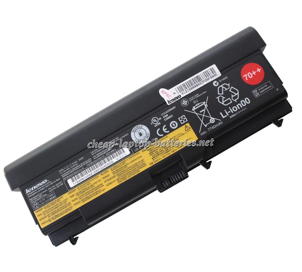 94Wh Lenovo Thinkpad t530 2429 Laptop Battery