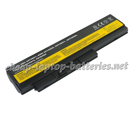 4400 mAh Lenovo 42t4901 Laptop Battery
