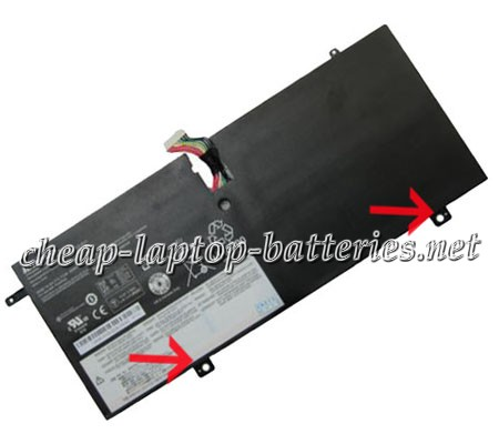3110mAh Lenovo Thinkpad x1 Carbon 3443a89 Laptop Battery