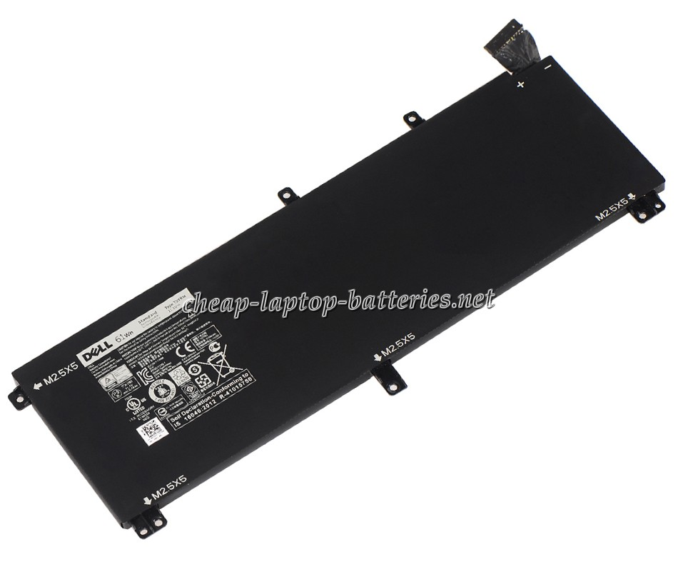 61Wh Dell t0trm Laptop Battery