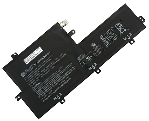 33Wh Hp 723922-171 Laptop Battery