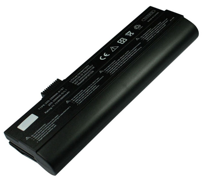 6600mAh Uniwill 23-ug5c1f-0a Laptop Battery