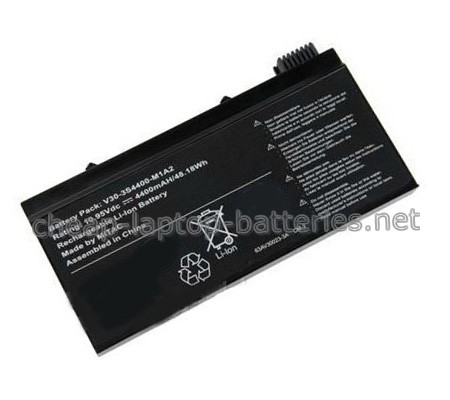 4400mAh Uniwill Neo a2355 Laptop Battery
