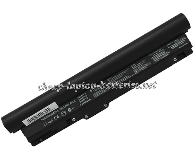4400mAh Sony Vaio Vgn-tz130 Laptop Battery