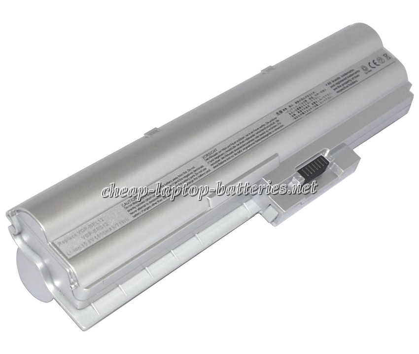 7200mAh Sony Vaio Vgn-z25 Laptop Battery