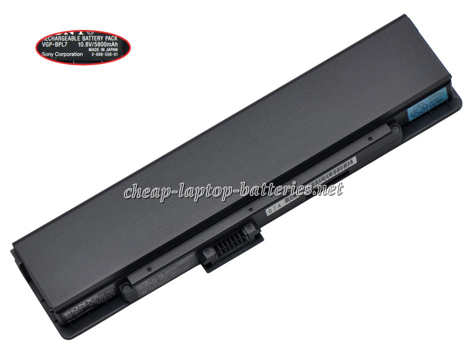 2200mAh Sony Vaio Vgn-g11vn/T Laptop Battery