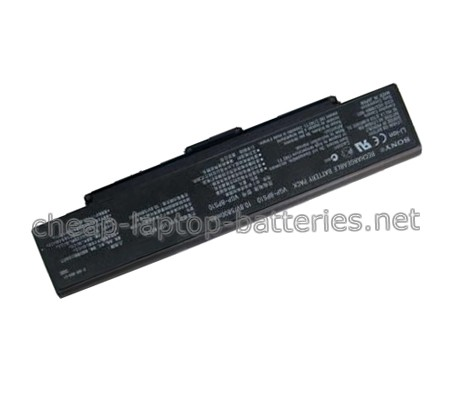 4400mAh Sony Vaio Vgn-nr498e/S Laptop Battery