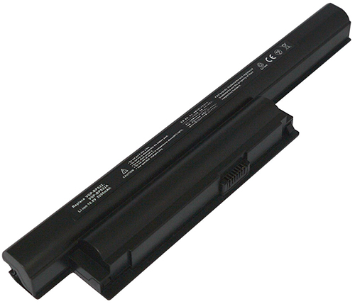 5200mAh Sony Vaio Vpc-ec2jfx/Wi Laptop Battery