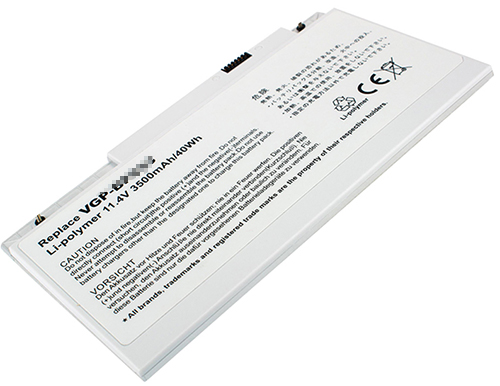 3500 mAh  Sony Vaio svt141290x Laptop Battery