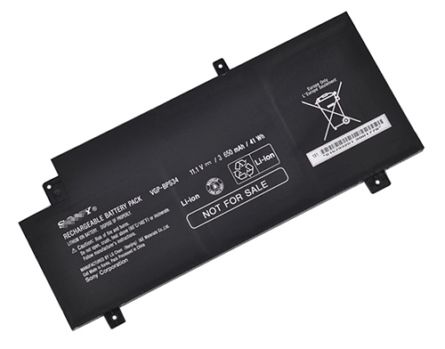 41Wh Sony svf1531v8cb Laptop Battery