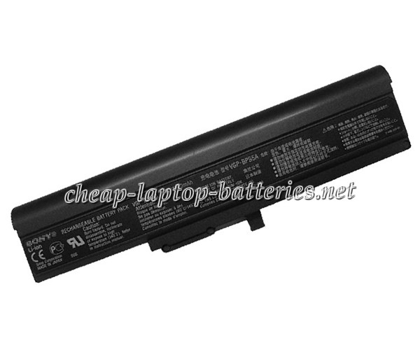 7200mAh Sony Vaio Vgn-tx2hp/W Laptop Battery