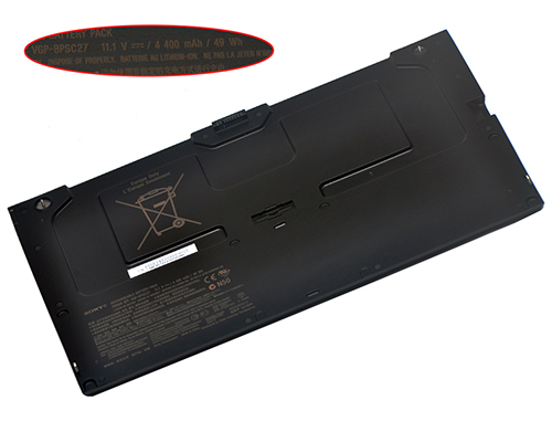 4400mAh Sony svz13115ggxi Laptop Battery