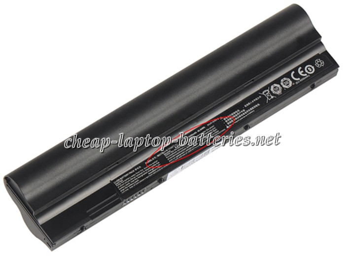 4400mAh Clevo w217s Laptop Battery