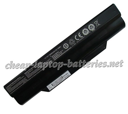 5600mAh Clevo w230st Barebones Laptop Battery
