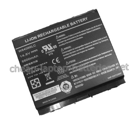 6600mAh Dell Alienware Aurora m9750 Laptop Battery