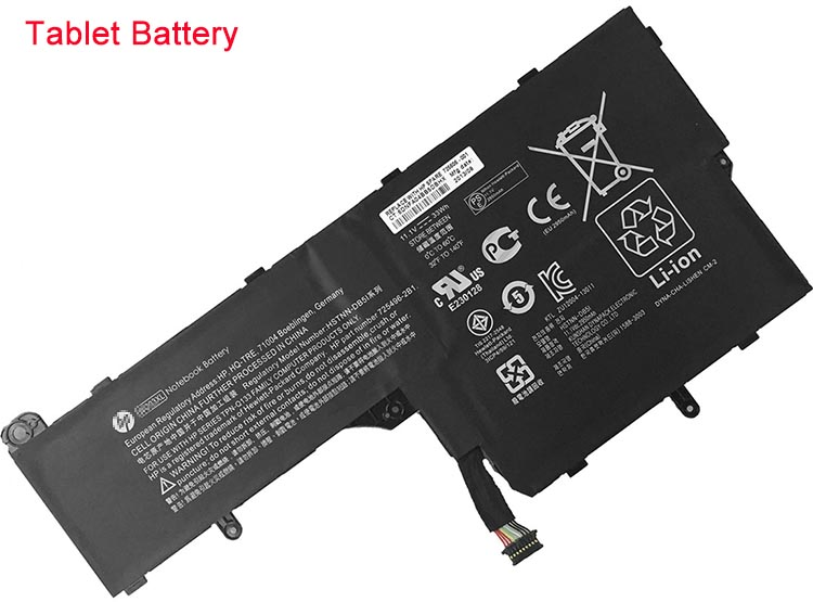 33Wh Hp woo3xl Laptop Battery