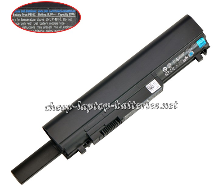 7800mAh Dell 0p891c Laptop Battery