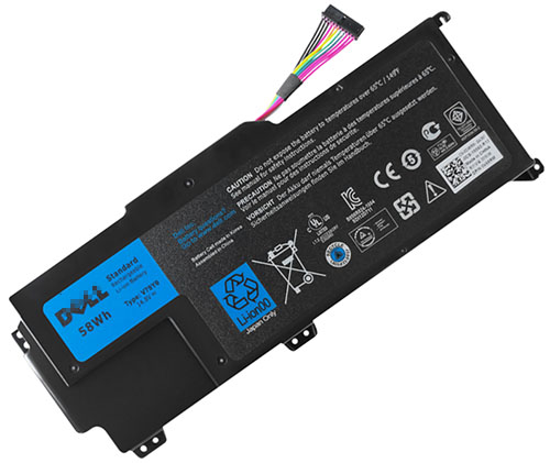 4000mAh Dell v79y0 Laptop Battery