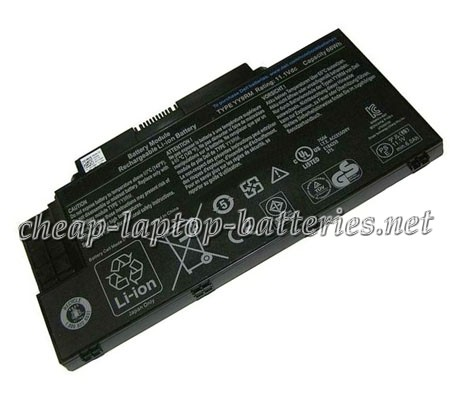 6000mAh Dell yy9rm Laptop Battery