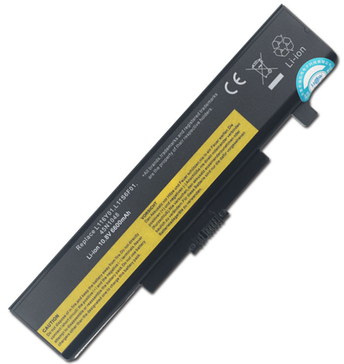 4400mAh Lenovo Ideapad y480 Laptop Battery